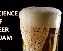 Espuma en la Cerveza